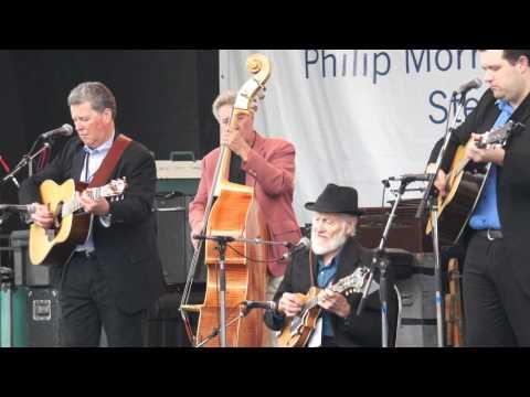 "Jesse McReynolds & The Virginia Boys ""Black Muddy River""  Richmond Folk Festival 101114"