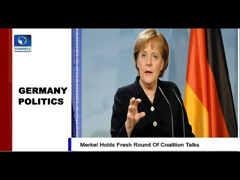 German Chancellor Holds Another Round Of Coalition Talks Pt.4  News@10  07/01/18