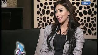 الاعلامية رجاء ابراهيم تلتقى بالكاتبة الصحفية ا . هنا احمد فى سيدتى 19 فبراير 2019