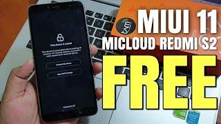 Cara Unlock Micloud Redmi S2 YSL Miui 11 Tanpa Ubl Tanpa Akun Auth