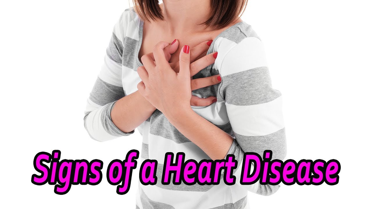 images Signs of a heart disease that doctor may miss