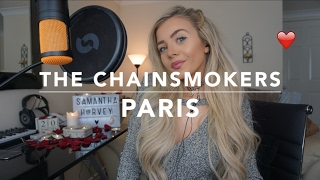 The Chainsmokers Paris  Cover