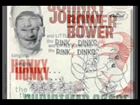 Johnny Bower Honky the Christmas Goose