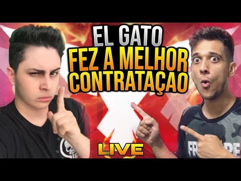 🔥TOP 1 GLOBAL🔥 FT APELAPATO🔥FREE FIRE AO VIVO🔥 LIVE ON 🔥