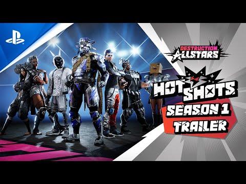 Destruction AllStars - Tráiler PS5 de la Temporada 1 con subtítulos en ESPAÑOL   PlayStation España