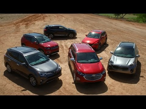 2017 Compact SUV Comparison - Kelley Blue Book