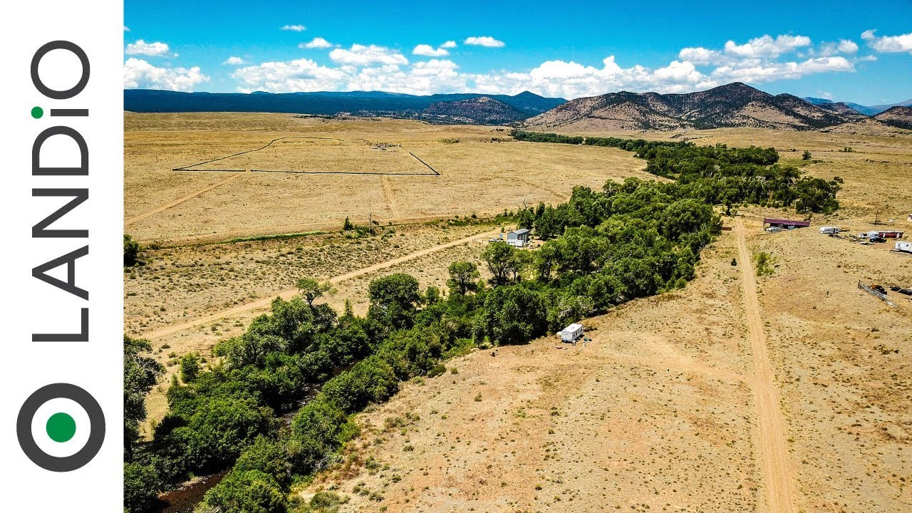 For Sale By Owner Colorado >> Rv Or Tiny Home Lot Near River Lot For Sale By Owner Capulin Conejos County Colorado Id 183664