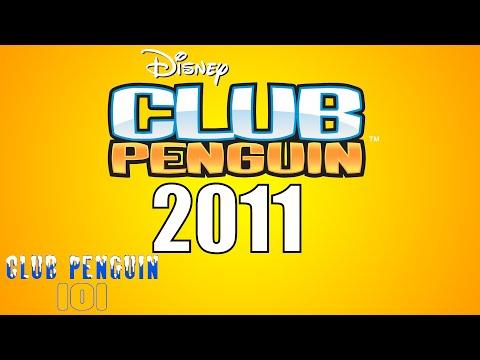 2011: The Club Penguin Yearbook - Club Penguin 101