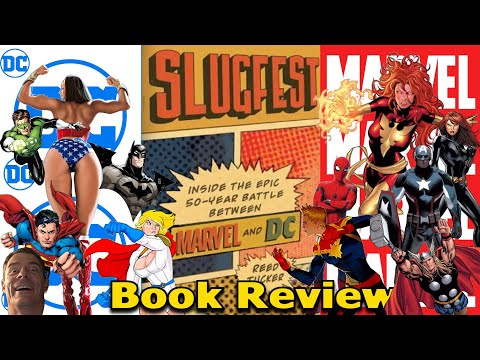 Slugfest- Great book -The Rivalry of Marvel & DC; Easy to analogize to Comicsgate!