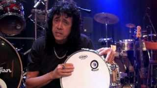 kickport fofi lancha drummer for sabado gigante talks about fx series drum ports