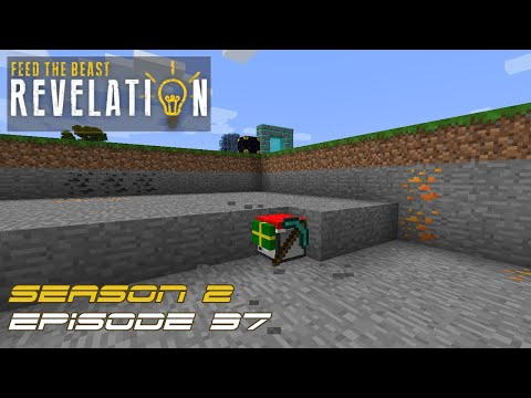 RbPlays FTB Revelation :: S2 E37 :: Our Old Friend...The Mining Turtle! :: Modded Minecraft 1.12.2