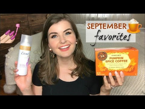 SEPTEMBER 2018 FAVORITES! |BeautyByEwa thumbnail