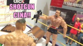 GTS WRESTLING: Road to Extreme! WWE Figure Matches Animation! Mattel Elites PPV Event!
