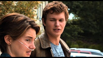 Fault in Our Stars - First meeting seen