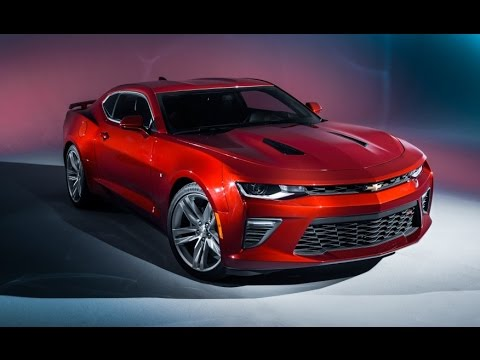 2016 chevrolet camaro ss review rendered price specs release date youtube. Black Bedroom Furniture Sets. Home Design Ideas
