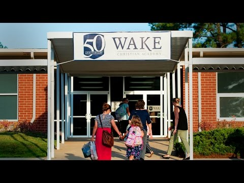 Wake Christian Academy's 50th Anniversary (Documentary)