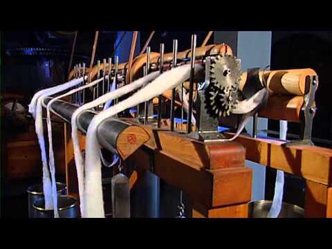 Industrial Revolution - Great Britain around 1800