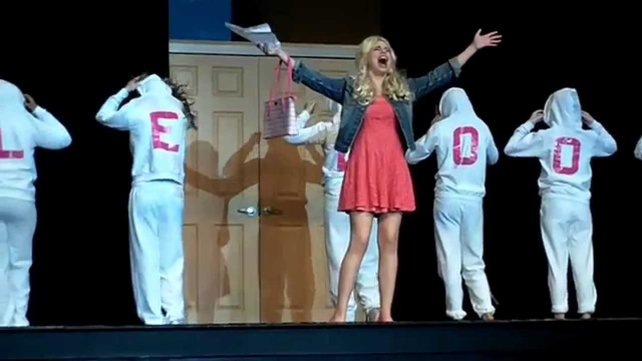 Much Better Legally Blonde