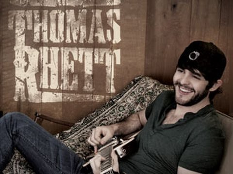 Thomas Rhett - Tangled - Tangled Up - Lyrics