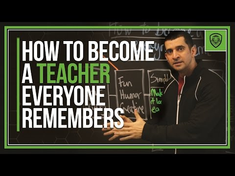 What Makes Great Teachers Great
