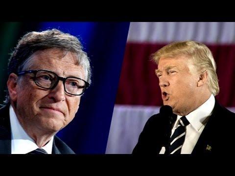 Bill Gates Again Richest Person In The World, Trump Slips In List | Latest News 2017 |