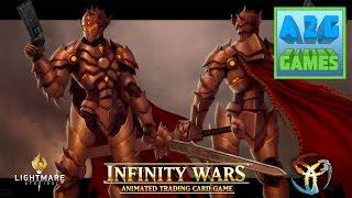 Infinity Wars - Gameplay ITA - Animated Trading Card Game!