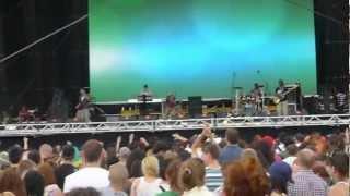 Nneka - Soul is heavy (LIVE) - Elevation 2012, BG