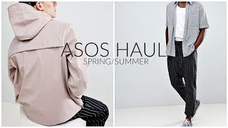 ASOS SPRING/SUMMER HAUL | Men's Fashion 2018 | Daniel Simmons
