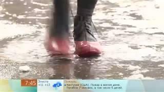 видео Женские галоши