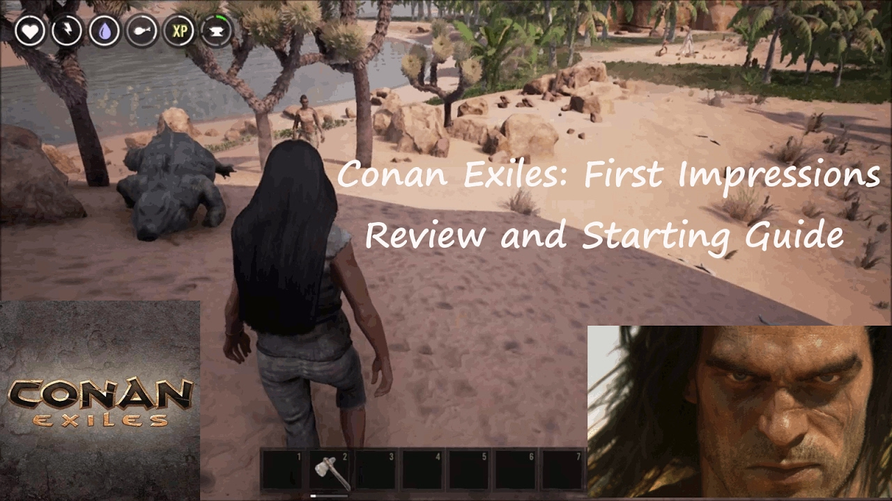 how to make a clan in conan exiles