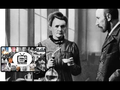 Marie & Pierre Curie, Henri Becquerel. The Discovery of Radioactivity and Radioactive Elements.