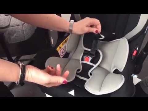 This Is How You Do The Pinch Test On Your Childs Car Seat Harness