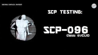 ROBLOX SCP:F | SCP Testing: SCP-096