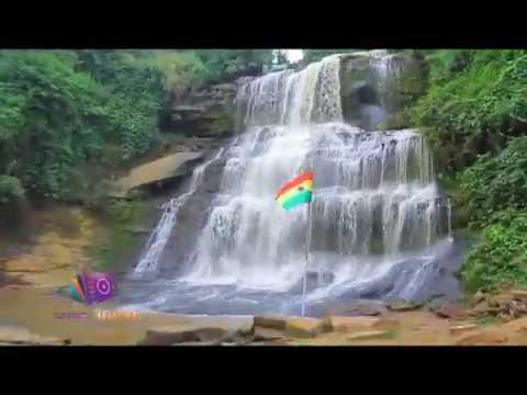 Amazing New look of Kintampo waterfalls after the Disaster