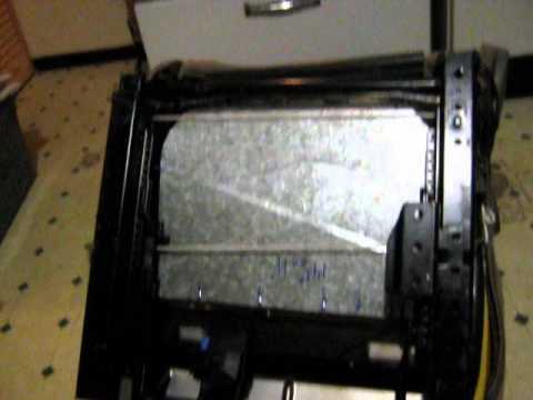 Saturn L Series Seat Repair