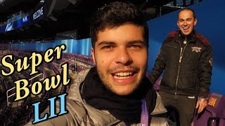 SUPER VIDEO DO SUPER BOWL LII!!!