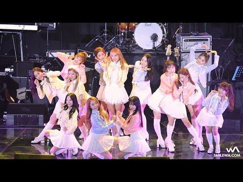 170422 우주소녀 (WJSN) 'BeBe' 직캠 @태양 콘서트 4K Fancam By -wA-