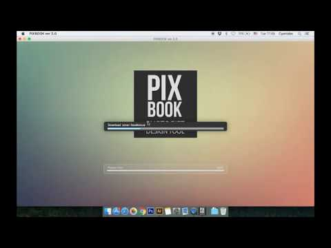 How to grab instagram's photo in Pixbook