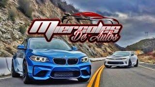 Miercoles de autos - Ganque vs FIL en el autodromo! (CAMARO SS vs BMW)