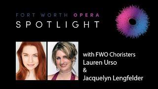 FWO Spotlight! Meet Lauren Urso & Jackie Lengfelder