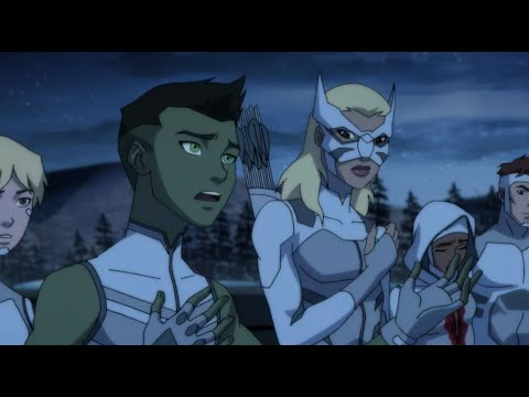 Young Justice Season 2 Episodes 14-17 | AfterBuzz TV