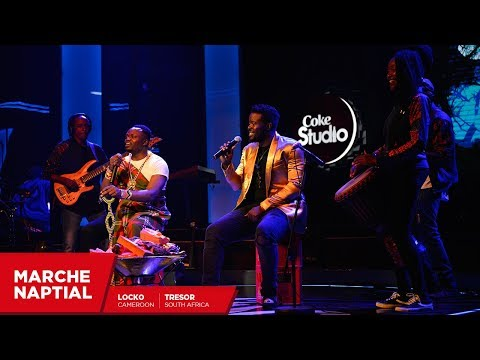 Tresor and Locko: Marche Naptial (Throwback) –Coke Studio Africa
