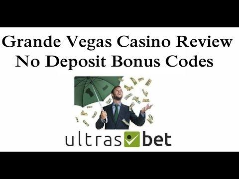 Grande Vegas Casino Review & No Deposit Bonus Codes 2019