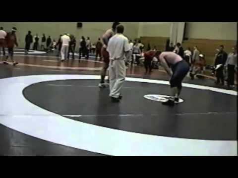 2002 Brock Duals Match 6