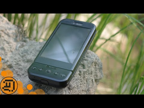Google G1 | HTC Dream - Review (deutsch)