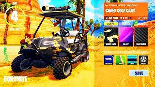 *NEW* CUSTOM ATK FORTNITE SKINS! HOW TO CUSTOMIZE VEHICLES IN FORTNITE (FORTNITE FREE CUSTOM SKINS)