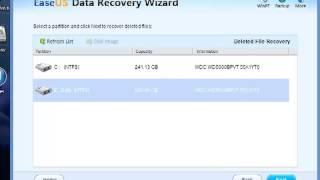 EaseUS Data Recovery Wizard Pro phuc hoi du lieu
