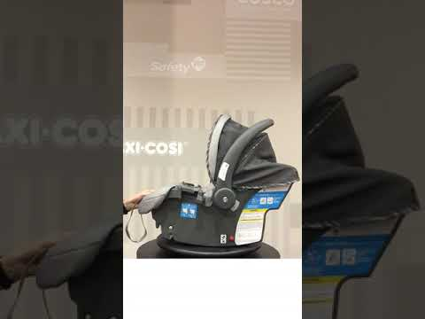 Cosco Light N Comfy Car Seat How To