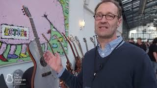 HGGS 2018: Teuffel Guitars