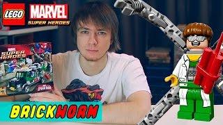 LEGO Marvel: Doc Ock Truck Heist - Brickworm
